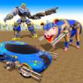豬機器人汽車變換