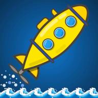 潜艇翻转游戏