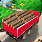 重型货运卡车驾驶