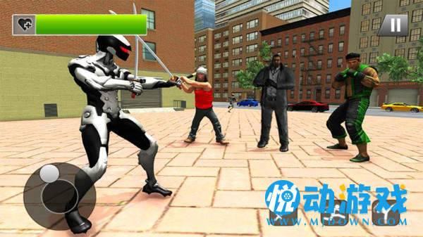 忍者刺客機器人
