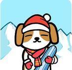 动物滑雪场破解版