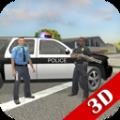 真实警察模拟器3警车驾驶