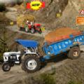 拖拉机手推车货物养殖