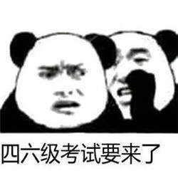 四级翻译喝酒喝茶吃烤鸭表情包
