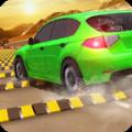 减速带汽车碰撞测试游戏安卓版