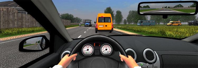 2021手机真实模拟驾驶游戏