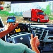 真正的卡車駕駛3D