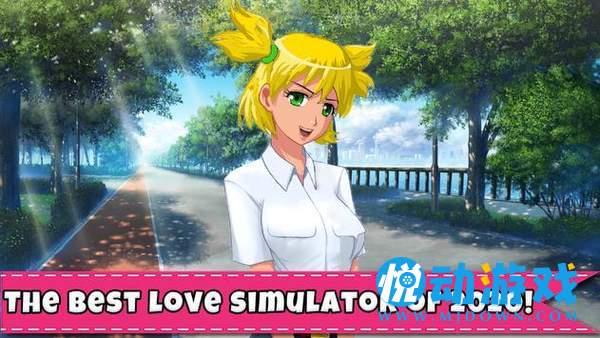 永恒的二次元爱情模拟器