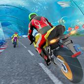 水下摩托车极限特技