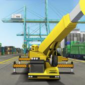 起重机和卡车模拟器
