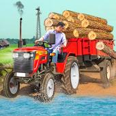 新型重型拖拉机牵引