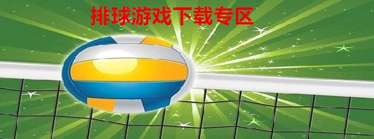 排球游戏下载专区